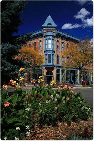 Old Town Fort Collins, Colorado